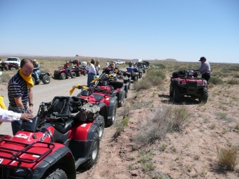 4 Wheeler Tour