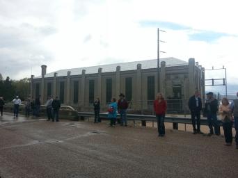 Bear Lake Pump Station - Built in 1912