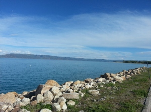 Bear Lake -View from marina