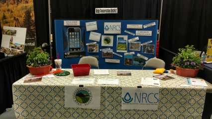 Nat Resource Festival 2016 Booth