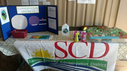 Sevier Conservation District Farm Field Day 2016